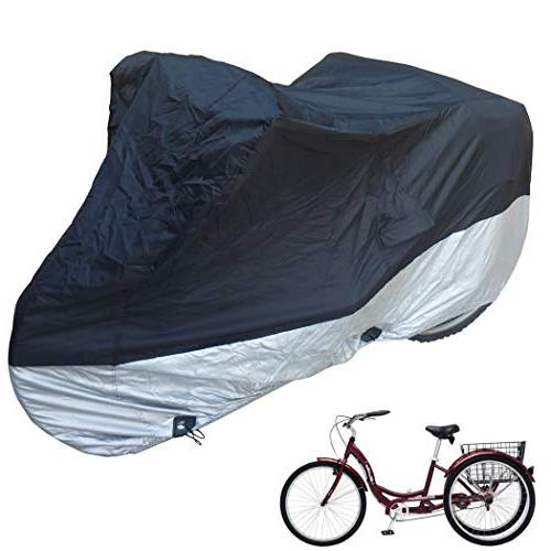 Formosa Covers Adult Tricycle Cover fits Schwinn, Westport a