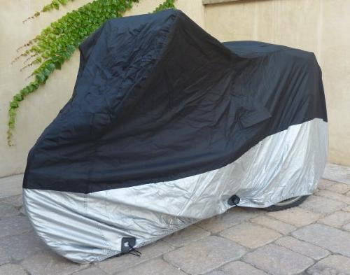 "Formosa Adult Cover fits and Your Bike Dust, Debris, and when Inside 75"" L W 44"" H"