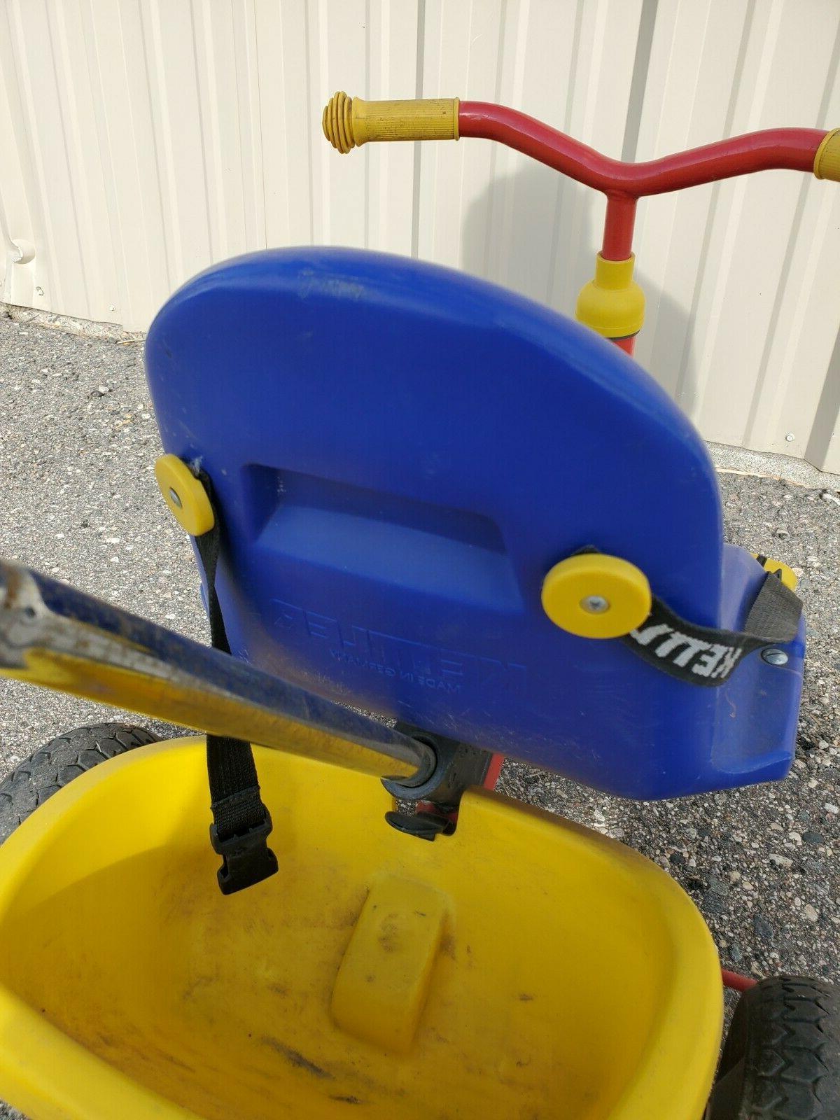 Kettler Tricycle Push Handle Basket