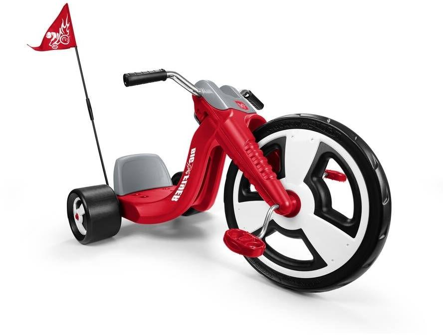 Flyer Trike Big Sport Kids Chopper Front Style Bike