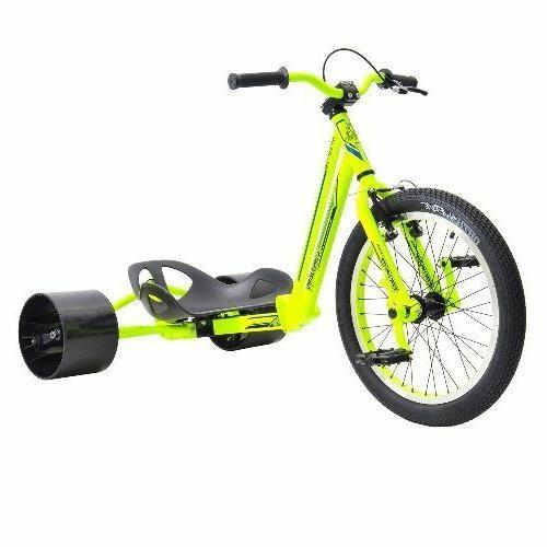 Trike Bike Triad BMX Handle Bars Steel Brake