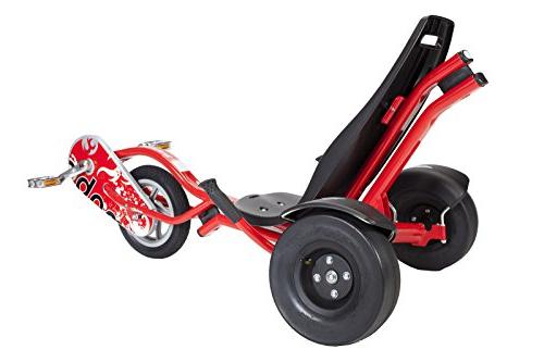 Mobo Cruiser Triker Tricycle, Red