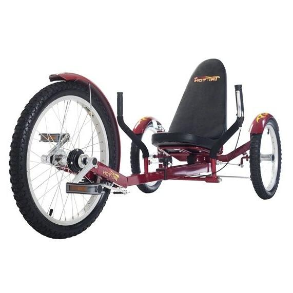 Tricycle Trike Red