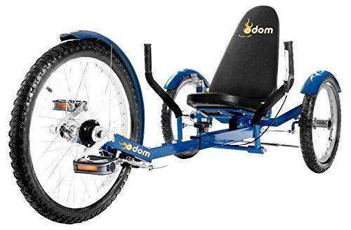 Mobo Recumbent Bicycle. Teens to