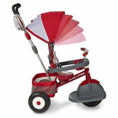 Radio All-Terrain Stroll Trike, Red