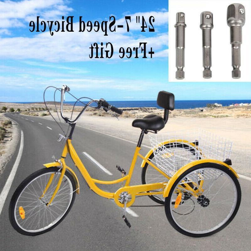 unassembled tricycle 3 wheel bicycle