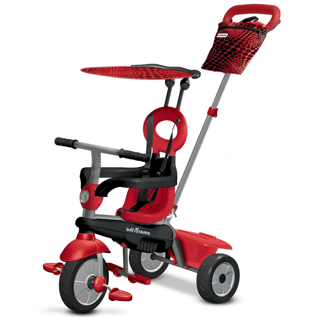 smarTrike Vanilla 4-in-1 Tricycle Baby toddler 10-36 months