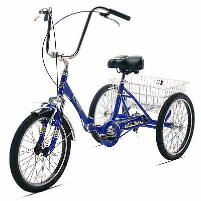 westport folding tricycle