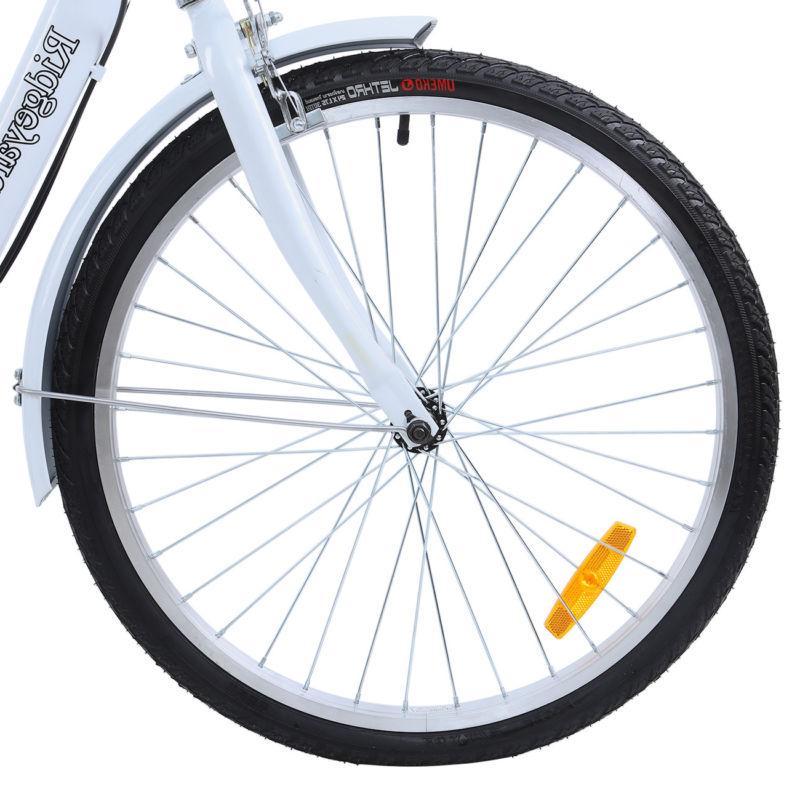 Ridgeyard 3-Wheel Shimano 7 Bicycle Cruiser