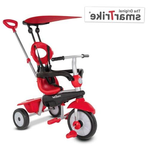 SmarTrike 4 in 1 baby Tricycle,