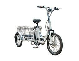 RMB EV Libert-e Adult Electric Pedal Trike/Tricycle with Dua
