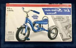 Schwinn Lil' Sting-Ray Tricycle Blue With Banana Seat - Ne