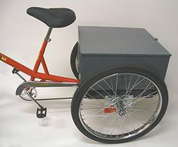 Worksman - M17350 - Tricycle Cabinet, For Use With Mfr. No.