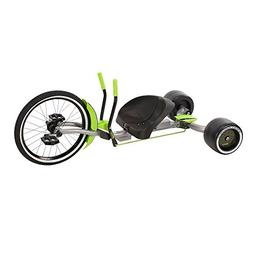 Huffy  20-Inch Machine RT 3-Wheel Tricycle, Green