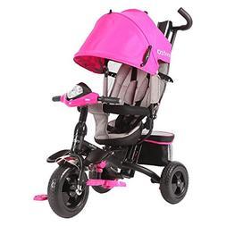 Evezo Maks 4-in-1 Stroller and Trike
