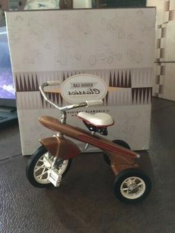 MIB Hallmark Kiddie Car Classic 1960 Murray Blaz-O-Jet Tricy