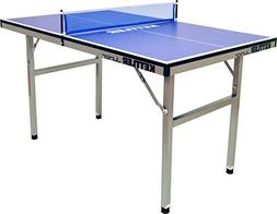 Kettler Junior Mid-Sized Collapsible Indoor Table Tennis Tab