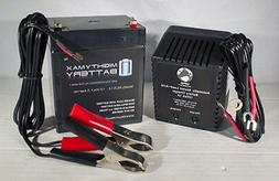 mighty max 12v 5ah battery for powerrider