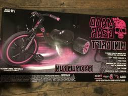 Mini Drift Trike MADD Gear 360 Degrees Max Drift Pink & Blac