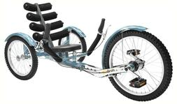 Mobo Shift: Reversible Three Wheeled Cruiser