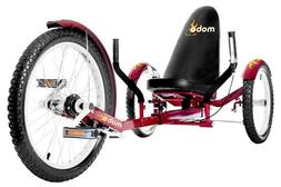 Mobo Triton Pro Adult Tricycle for Men & Women. Beach Cruise
