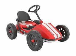 Chillafish Monzi Rs Kids Foldable Pedal Go-Kart with Airless