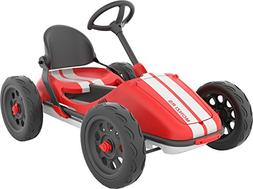Chillafish Monzi RS Kids Foldable Pedal Go-Kart, with Airles