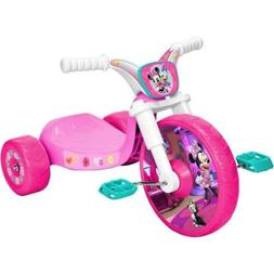 "Minnie Mouse 10"" Fly Wheels Junior Cruiser Ride-on, Ages 2-4"