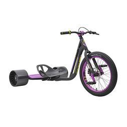 MPSL-71075-Triad Syndicate 3 Drift Trike - Black/Purple