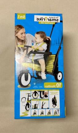New SmarTrike, 5 In 1 Folding Trike, SmartFold 300 Green