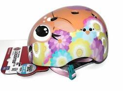 New Schwinn Burst Girls' Toddler Helmet Birds Toddler 3-5 ye