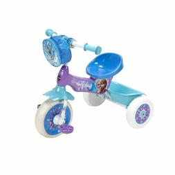 New Huffy Disney Frozen Folding Trike Tricycle Bike For Kid