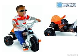 NEW! Fisher-Price Harley-Davidson Motorcycles Tough Trike Tr