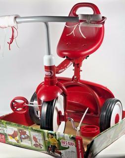 NEW Radio Flyer Fold 2 Go Trike, Model #415 Tricycle Toy Kid