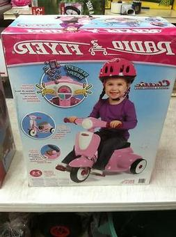 NEW IN BOX RADIO FLYER  46G PINK GIRLS CLASSIC TRIKE TRICYCL
