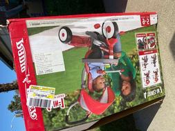 ''NEW'' Kids Bike Tricycle Radio Flyer 4-in-1 Stroll 'N Trik