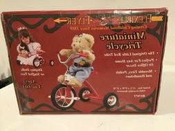 *NEW* FLEXIBLE FLYER Miniature Tricycle For BEARS & American