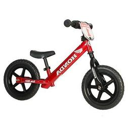 NEW STRIDER RED HONDA 12 SPORT NO-PEDAL BALANCE BIKE FREE FA