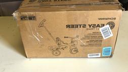 NEW! Schwinn Roadster Kids Tricycle, Easy Steer Tricycle, Bl