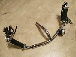NEW Schwinn Roadster Tricycle Part: HANDLEBARS, TASSLES, & B