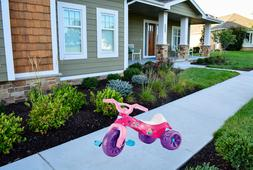 New Trike For Toddlers Girls Kids Tricycles Barbie pink Toug