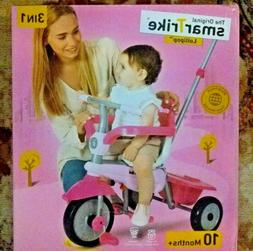NIB ORIGINAL Smart Trike/smarTrike 3 In 1 Infant/Toddler Tri