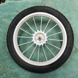 NOS Vintage Sidewalk Bicycle, Chain Drive Tricycle Wheel & T