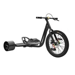 Triad Notorious 3 Drift Trike - Black/Neo Chrome