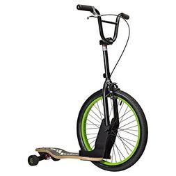 Sbyke Scooter for Kids and Adults: Coasts Like a Bike, Carve