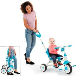 Little Tikes Pack 'n 3-in-1 Go Trike Teal Blue Tricycle Outd