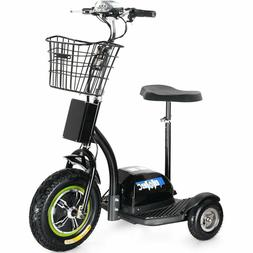 Personal Transporter Scooter Electric Trike 48v 500w, speeds