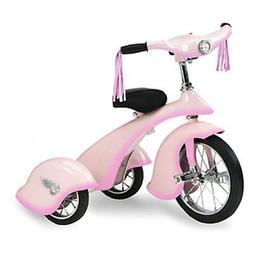 Morgan Cycle Pink Fairy Retro Tricycle