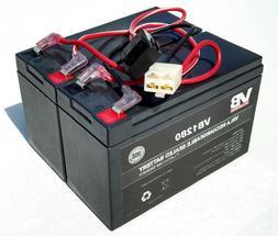 VICI Brand High Performance Razor Pocket Mod Batteries, For: