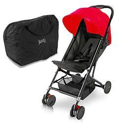 Portable Folding Baby Travel Stroller - Upgraded Lightweight